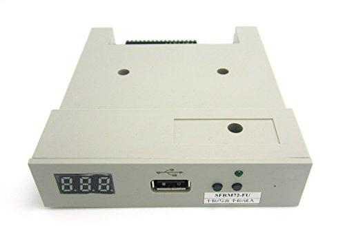 Wingoneer SFRM72-FU - Emulador de disquetera externa con USB, blanco