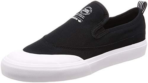 7f2e594d9ec1f adidas Matchcourt Slip, Chaussures de Fitness Homme, Noir (Negbas/Ftwbla  000), 43 1/3 EU