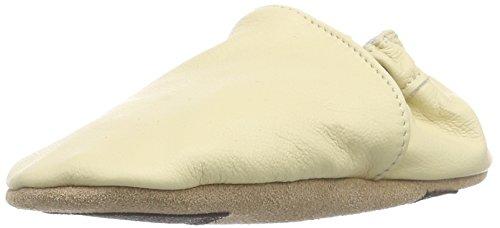 Hobea, Scarpine primi passi, Bianco (Elfenbein (sand)), 1 - 3 anni (26/27 UE) Bianco (Elfenbein (sand))