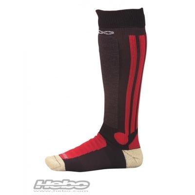 Preisvergleich Produktbild Hebo Matratzenschoner Racing Cotton. schwarz Größe M