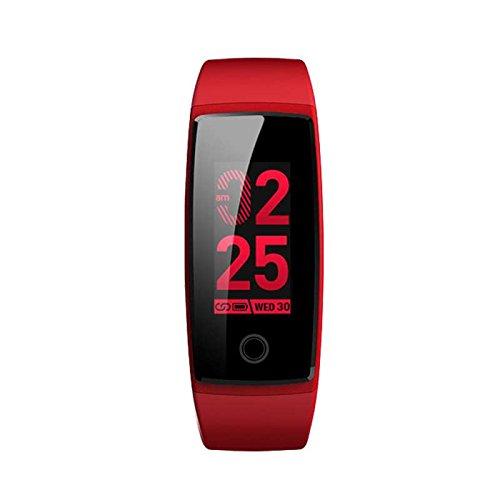 Blguetan Fitness Armbanduhr Wasserdicht Fitness Tracker,Aktivitäts Tracker Schrittzähler Schlafanalyse Kalorienzähler Anruf/SMS Smart Uhr,für Smartphones mit Android System/Samsung/Sony/LG/Huawei
