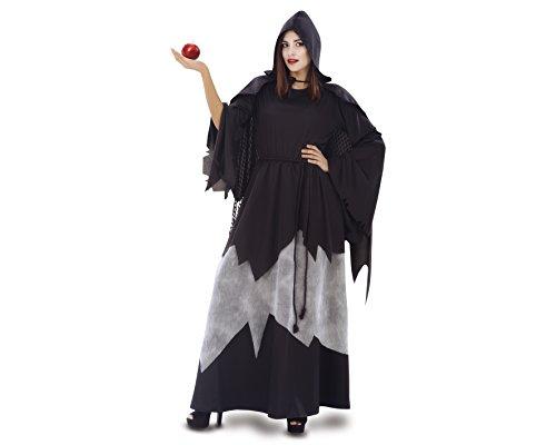 MY OTHER ME - DISFRAZ DE BRUJA DE BLANCANIEVES PARA ADULTO  TALLA M-L (VIVING COSTUMES MOM00204)