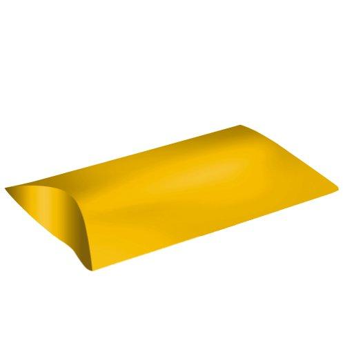 Susy Card 11277811 Geschenkbox, 5-er Packung, gold folie