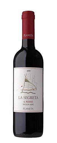 Planeta la segreta - il rosso sicilia d.o.c. vino, 13% vol, 75 cl