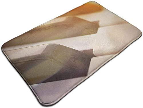 LXJ-CQ Alfombrilla para baño 31.5 X 19.5 Pulgadas