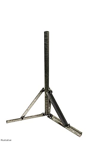 Trépied Satellite support de montage (50mm X 100cm)