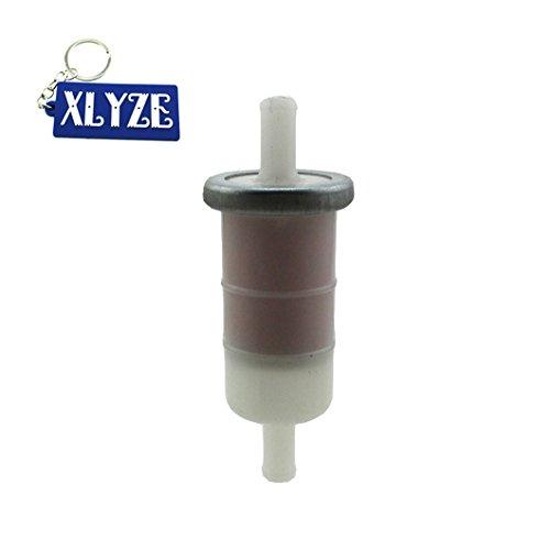 xlyze Filtre de carburant de 3/8 10 mm pour Honda CBR600 CBR900RR Hawk 650 CBR 1000 F 16900-mg8 - 00