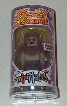 Preisvergleich Produktbild MiniMates Ozzy Osbourne Bark at the Moon Sammel Figur ca. 8cm