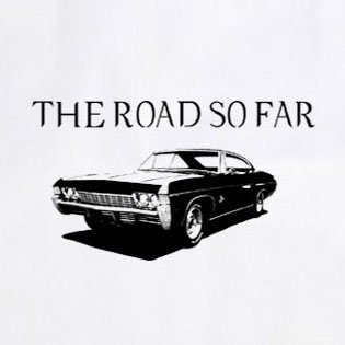 The Road So Far Car - Herren T-Shirt Orange