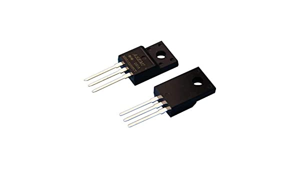 Gaoominy 10 Stueck 100V 5A Kleines Signal Schottky Gleichrichter Dioden