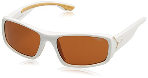 Cébé Herren CBEXPE3 Expedition Wrap Sonnenbrille, Shiny White