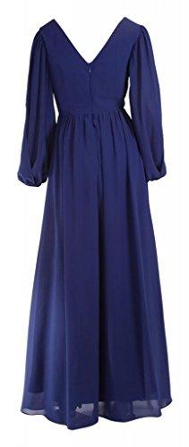 My Evening Dress Scarlett, Robe Femme Bleu