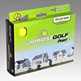 almostGOLF 10er Pack (gelb)