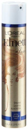 L\'Oréal Paris Elnett de Luxe - Haarspray extra stark, 300 ml