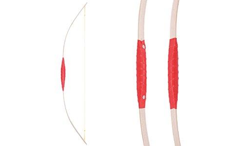 Indianer Ziel Kostüm - Holzspielerei 73706-80B - Kinderbogen 80 cm ohne Pfeile