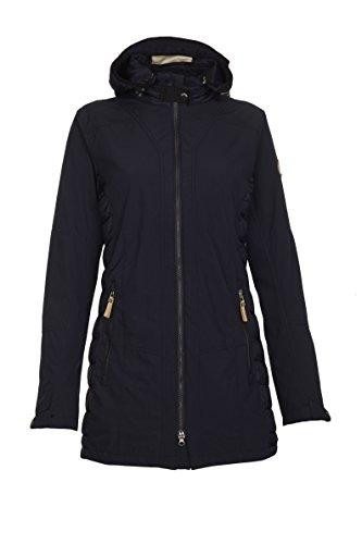 G.I.G.A. DX, giacca ibrida da donna Tijuana Blu navy scuro