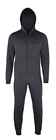 Comfy Co Childrens Unisex Plain All In One / Onesie