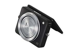 Canon PowerShot N Compact Digital Camera - Black (12.1 MP, 8x Optical Zoom) 2.8 inch Touchscreen LCD