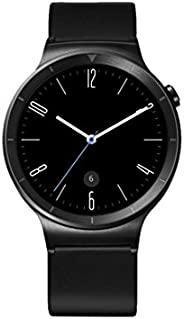 Huawei Watch Active, Smartwatch 1,4 pollici, 42mm, Cinturino in Pelle, Nero