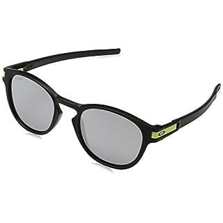 Oakley Latch Sonnenbrille Mattschwarz OO9265-28 53mm WNUBtPKl