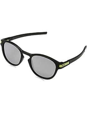 Oakley Latch 926521, Gafas de Sol para Hombre, Matte Black, 53