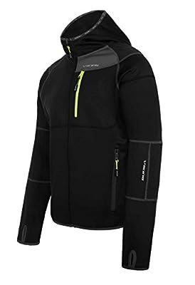 Viking Funktionsjacke Herren - Perfekte Jacke für Outdoor und Trekking - Atmungsaktiv - Wind- und wasserresistent - Alpine Man von Larix - Outdoor Shop