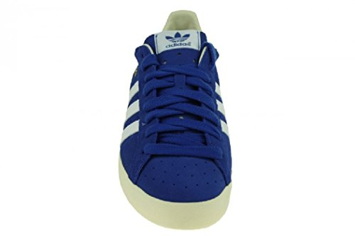 adidas Originals BASKET PROFI LO Q23020, Sneaker Uomo (true blue-running white-ecru)