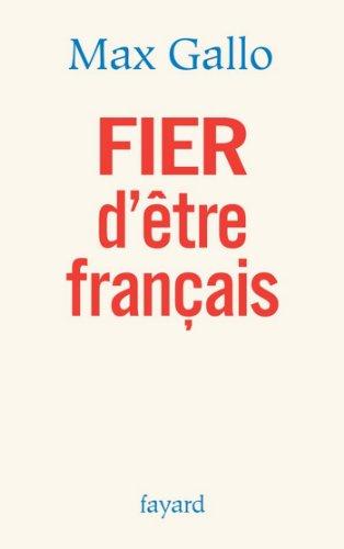 FIER d'être français (Documents)