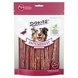 Dokas Hundesnack Entenbrust in Streifen | 8x250 g Hundesnack