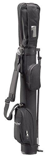 """SUNDAY - Standbag / Tragebag / Reisebag mit automatischen Klappfüssen, gepolstertem Kopfteil und Tragegurt (Durchmesser 5"""" - optimal für die Reise)"""