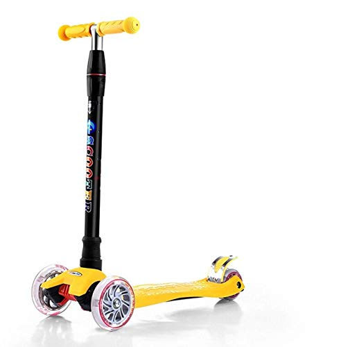 Multifunktions-Roller für Kinder, der tragbare dreirädrige Roller-Spielzeug-Roller für Kinder faltet