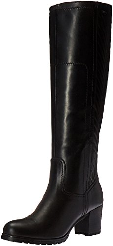 Geox Damen D Lise Abx B Combat Boots, Schwarz (BLACKC9997), 35 EU