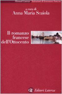 Il romanzo francese dell'Ottocento