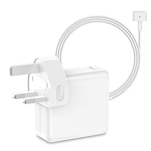 "SIXNWELL kompatibel mit MacBook Pro Ladegerät 85W Magsafe 2 Power Adapter MacBook Retina 13"" 15"" 17"" 17"" Zoll Mitte 2012 2013 2014 Mitte 2015 Mac Retina Display Modelle A1502 A1424 A1398 A1466"