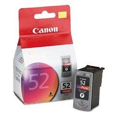 Foto-druckkopf (Canon original - Canon Pixma IP 6220 D (CL52 / 0619B001) - Druckkopf Foto - 710 Seiten - 21ml)