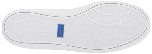 Keds Ace Core Leather, Chaussures à Lacets Femme Weiß (White/Sage)