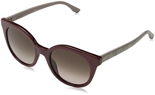 BOSS Hugo Damen 0890/S K8 1GU Sonnenbrille, Rot (Burgun Grey/Brown Sf), 51