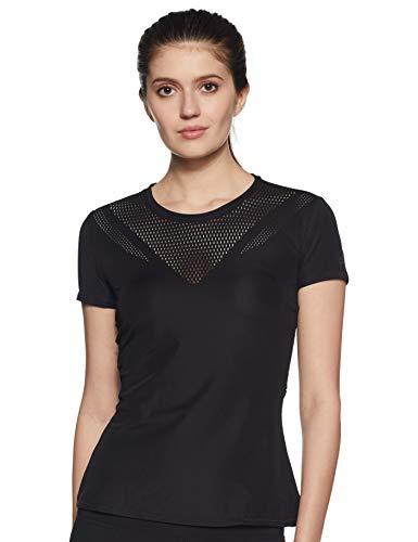 adidas Damen Feminine T-Shirt Black S Preisvergleich