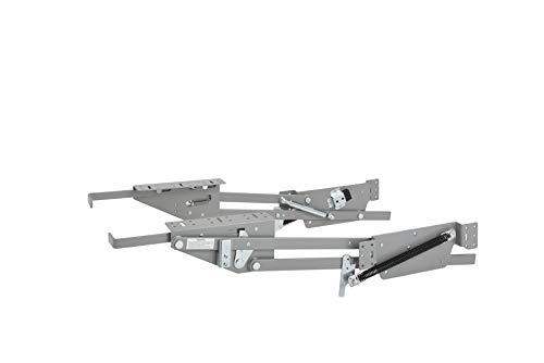Rev-A-Shelf RAS-ML-HDSC Gerätelift mit Absenkautomatik, Chrom