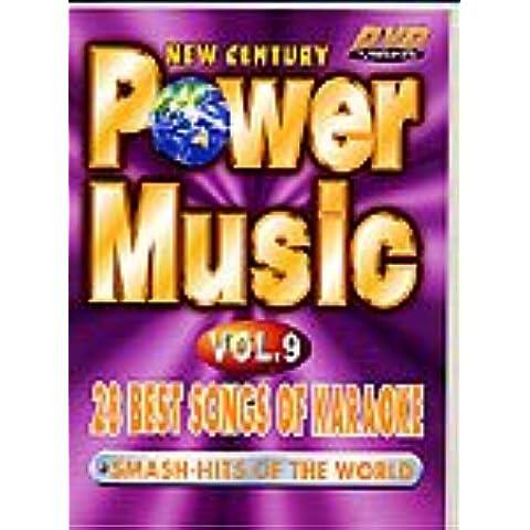 DVD KARAOKE POWER MUSIC VOL.09 - Vs Brandy
