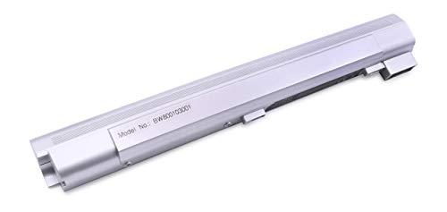 vhbw Batterie LI-ION 4400mAh 14.8V Couleur Argent pour MEDION MD42469 / MD42489 / MD95007 etc. remplace MS1006 / MS1006(MS1012) / MS1006(MS1012) V1 etc.