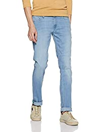 Lee Men's (Low Bruce) Skinny Fit Low Rise Jeans