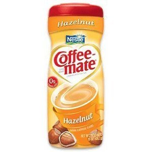 Coffee-Mate Hazelnut Powdered Coffee Creamer, Kaffeesahne PULVER HASELNUß