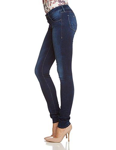 Mavi Serena, Skinny Jeans Donna Blu (Blau (Ink Jegging 19304))