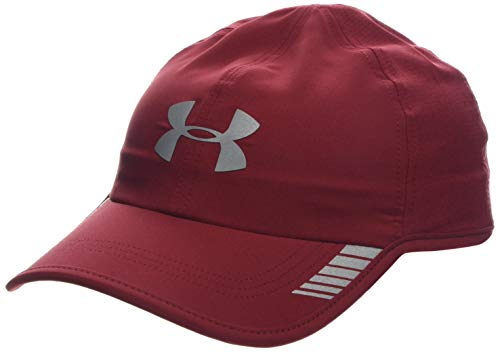 Under Armour Herren Launch AV Kappe, Rot, OSFA
