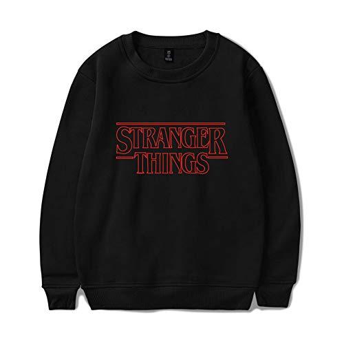 economico per lo sconto cf063 beede Enjoyyourlife Stranger Things Felpe Donna Sweater Sweatshirt Pullover Hip  Hop Maglione Maniche Lunghe Maglietta per Uomo Donna
