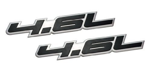 2-x-pair-set-46l-liter-embossed-black-on-highly-polished-silver-real-aluminum-auto-emblem-badge-name