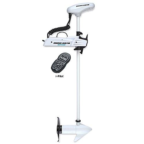 Minn Kota Riptide PowerDrive 55 Trolling Motor w/i-Pilot & Bluetooth - No Foot Pedal Included - 12V-55lb-48