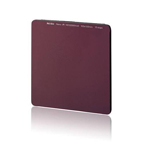 NiSi Neutral-Graufilter 100x100mm ND 4.5 (15-Blenden)