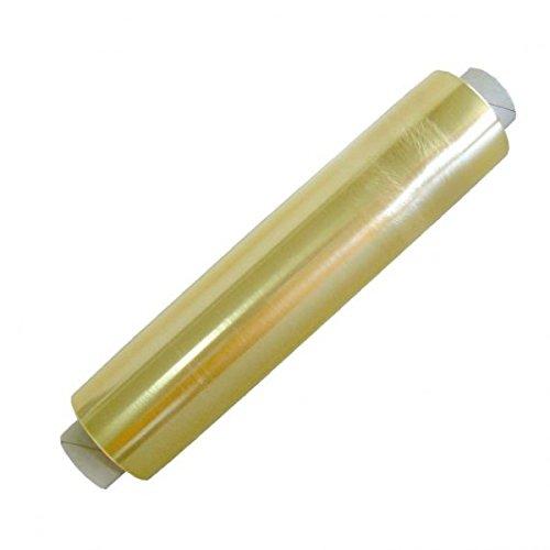 Folien-kochen-pfannen (Folie transparent–Maxi Sonnenblende 9Rollen-Meter 300–Ideal in Küche und für Trinkalkohol in allgemeinen)